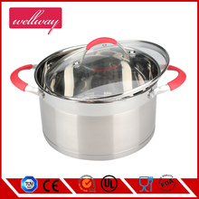 stainless steel cookware 18 8