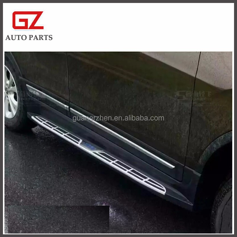 Cayenne type side running board foot plate for CHERY tiggo5