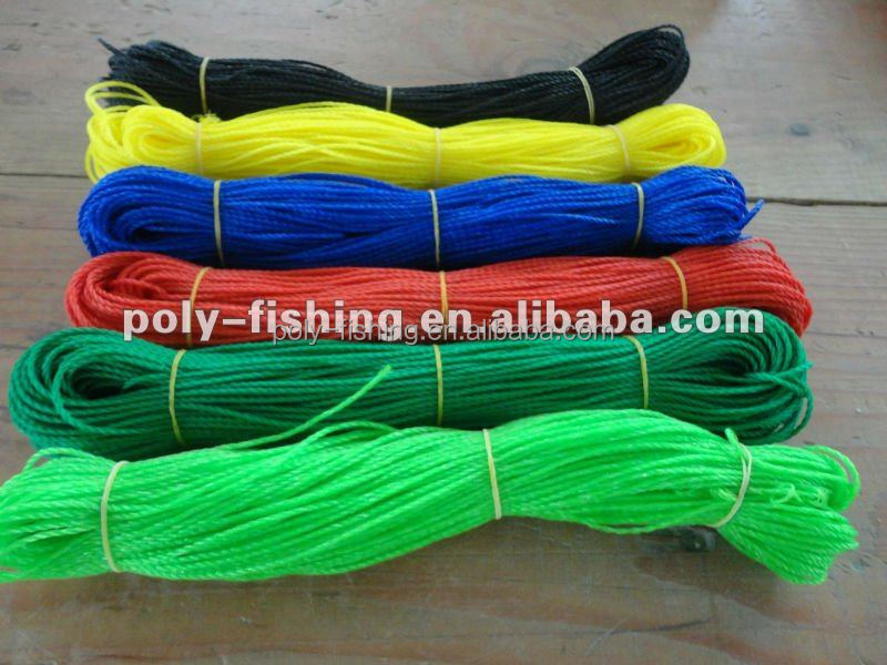 Assorted PE Fishing Twine in Hank
