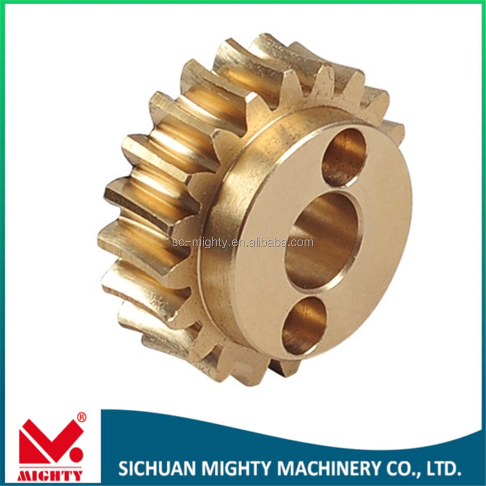 Plastic Material Miniature Worm Gear for Worm Gear Drives