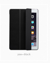 with wake /sleep supporting function for ipad pro360 protect factory direct sale tablet pu case rotatable case for ipad 2