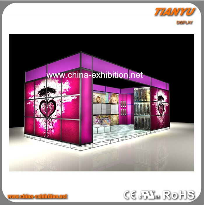 Free Collocation Exhibition Booth Construction