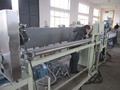 vacuum cleaner suction hose extrusion line