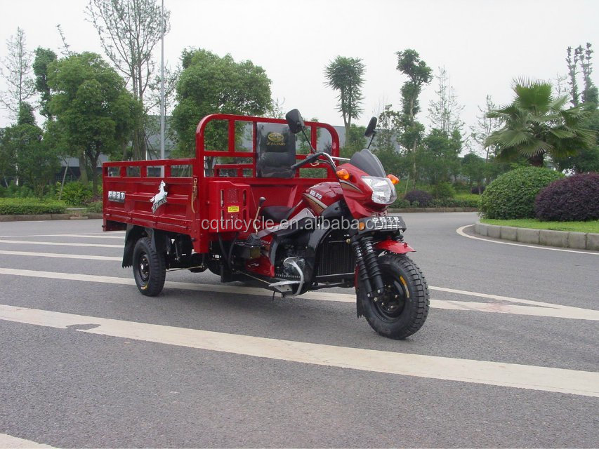 CCC&ISO9001:2008 Certification and Open Body Type 3 wheeled motorcycle