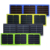 Outdoor 32W Solar Charger Foldable Solar Panel Waterproof Solar Folding Panel for Cellphones Powerbank and Jump Starter