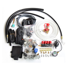 gnc lpg car kit gas glp auto LPG conversion kits for kit glp 8 cilindros