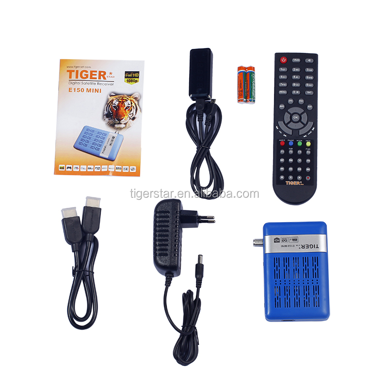 Tiger star E150 HD MINI Full 1080P digital satellite receiver