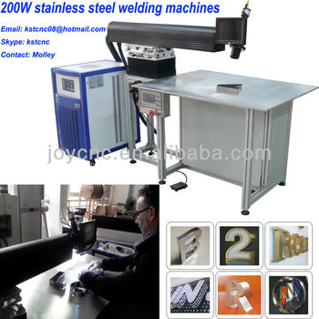 welding machine for stainless steel