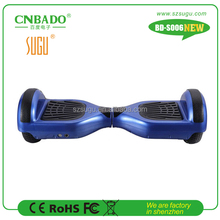 2016 outdoor sport mini self balancing scooter 6.5inch