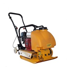 C80T 5.5 HP Honda Wacker vibratory plate compactor and compactor parts price