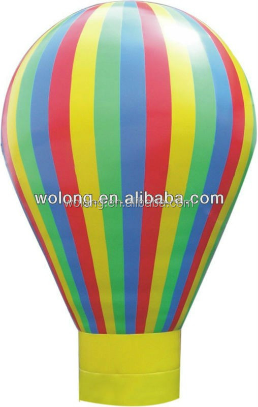 Advertising Inflatable Balloons, self inflating balloons