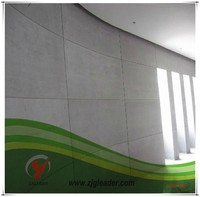 china non-combustible high density colour fiber cement board roofing , cement fiber board