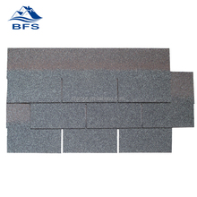 Hot sale Waterproof Environmental Friendly cheap roofing materials asphalt shingles for House