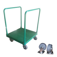 Wholesale export for carpet cart used for hotel clean with loading 800kgs Easy moving cart