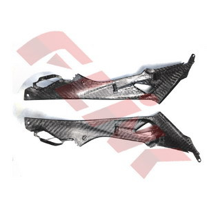 Carbon Fiber Tank Side Cover for BMW S1000RR 2015