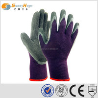 10 Gauge safety latex stainless steel mesh gloves