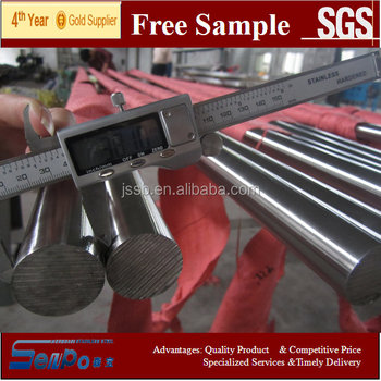 SS ROUND BARS AISI 304 X 6MTS