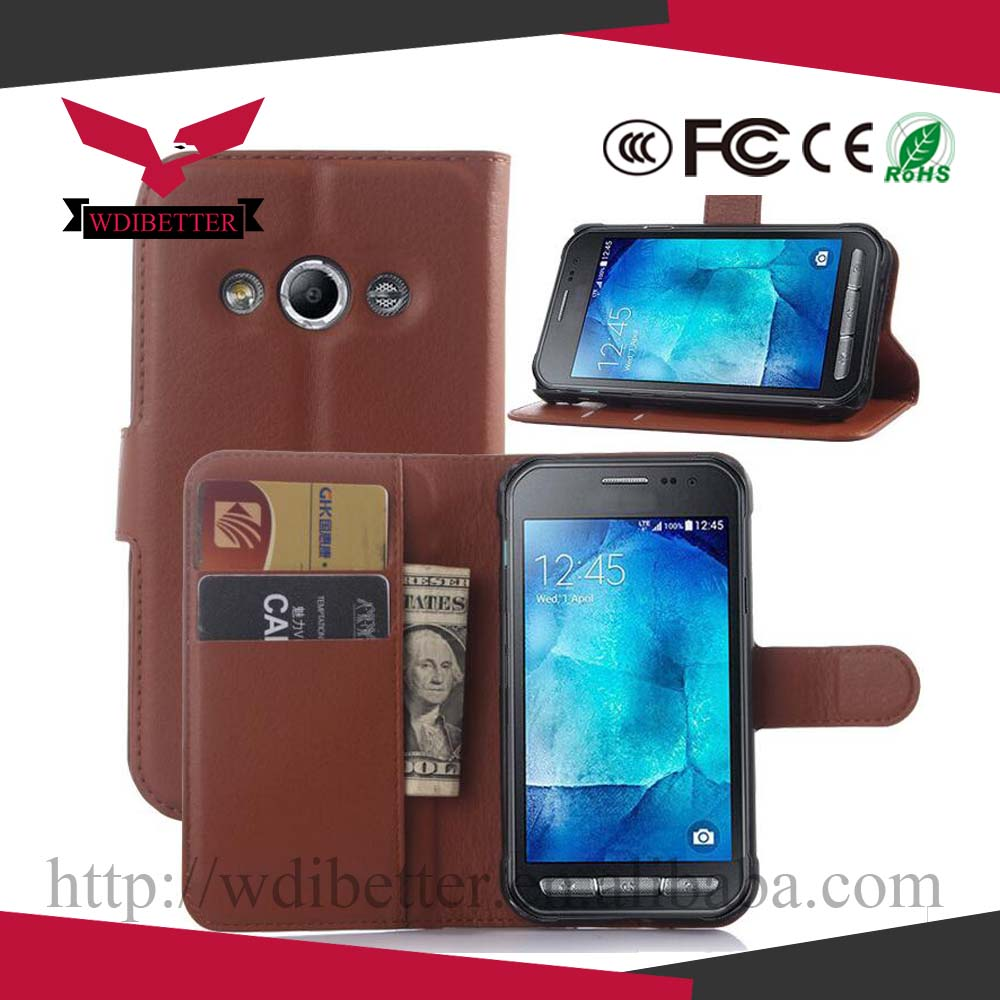 leather phone case for galaxy GRAND 2 G7106 ,for Samsung Galaxy cell phone case