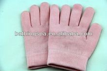 Hot selling moisture gel gloves