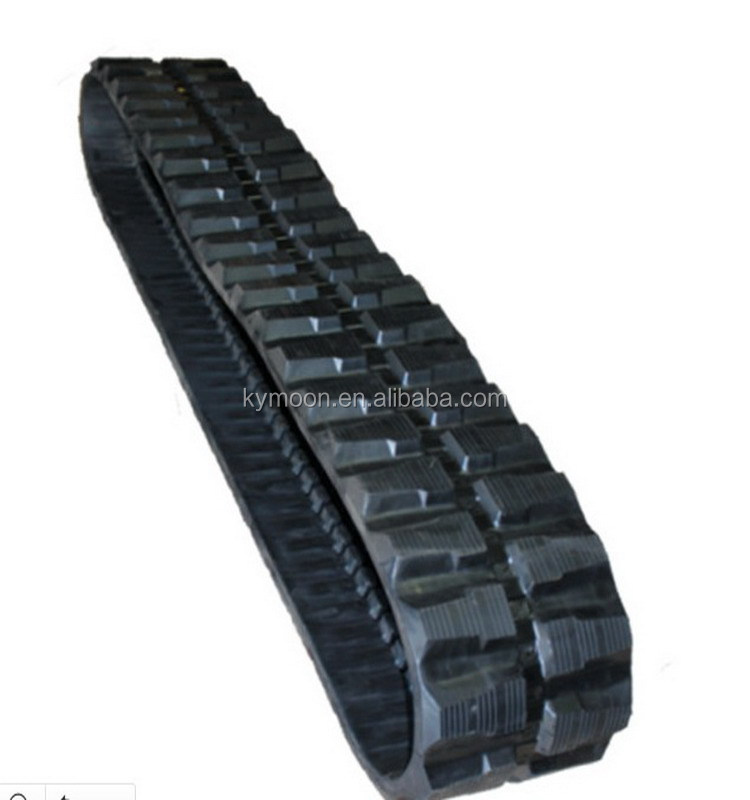 Agriculture rubber crawler, grader rubber tracks,track pads