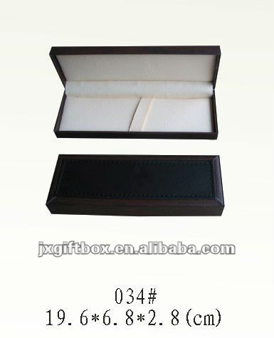 Promotional New Design leather Pen Box Case Wholesale