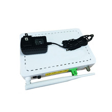 Fiber Optic GPON Network 4FE WIFI CATV Optical Network Unit