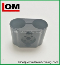 Durable promotional aluminum cnc machining parts with baking