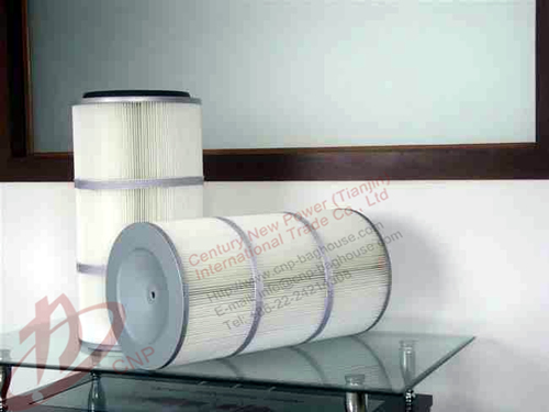 Filter cartridge vacuum cleaner filter