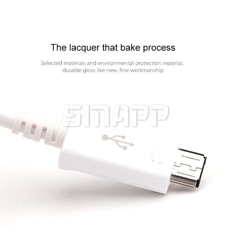High Quality 1m 2m 3m Micro USB Cable Charger, Micro USB Cable Cord For Samsung