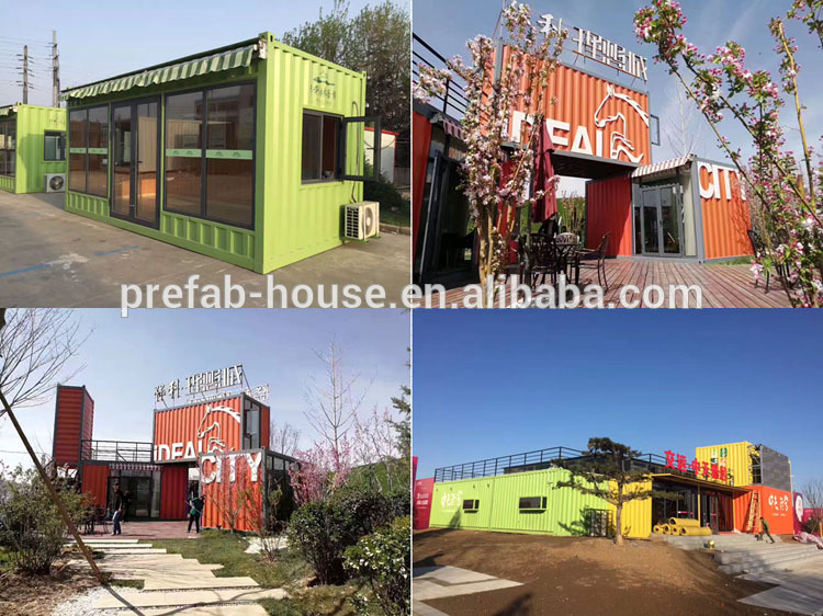 Sea container house for Canada, container module house