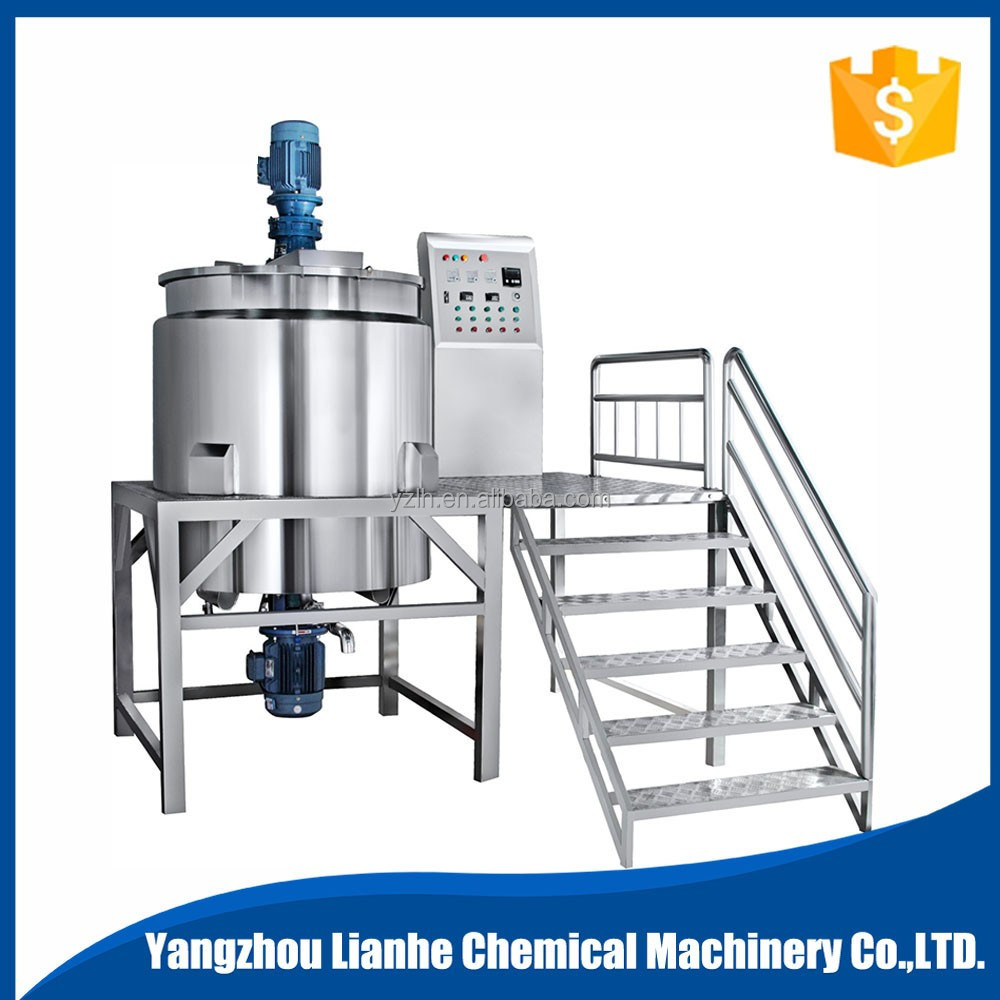emulsion paint high speed mixing machine