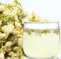 Healthy Dried Jasmine Flower Tea