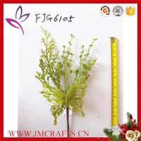 Factory direct sale artificial poinsettia potted plant for wholesales