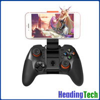 Cheap No MOQ USB Bluetooth Wireless Game Controller RK GAME 4th Smart Gamepad Android game controller with high
