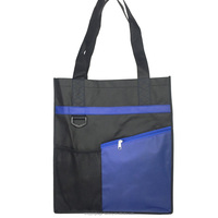 brand recycle trade show pp woven shopping bag