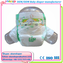 Good quality economic baby diapers at wholesale prices