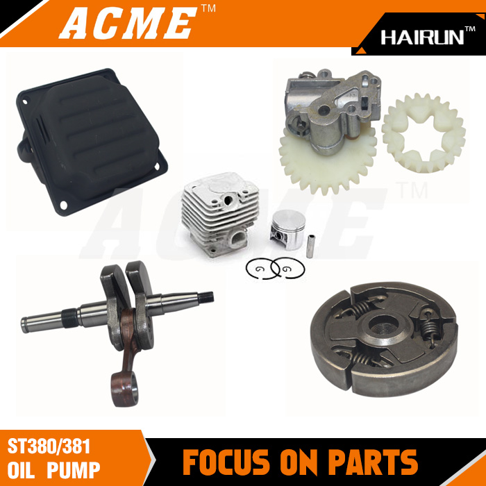 ChainSaw Parts Oil Pump for ST MS380 381