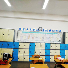Free sample high quality locker supplier Customized Durable Wateproof ABS Plastic Electronic Coin Locker