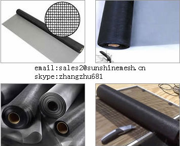 hot sale window bug screen for window and door (china factory)