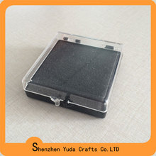 clear small plastic box With Hinged Lid small clear Plastic box
