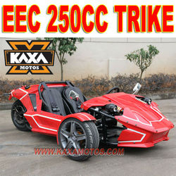 EEC 250cc Tricycle for Adults