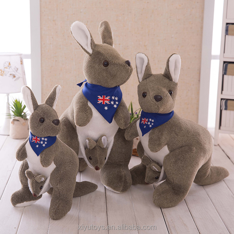 plush animal blue kangaroo sex toys