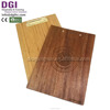 rubber wood finger joint board New Arrival Practical small metal clips wood menu custom folder for worldwide