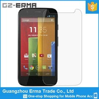 Best Price Sensitivity Touch Super Guard Lcd Screen Protector Tempered Glass For Motorola Moto G2