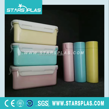 Eco biodegradable plastic for PLA Hot Water Sports Bottle