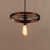 Pendant-Light-MG-1050-A Chandelier Zhongshan Hanging Pendant lamp Edison Bulb Decoration Industrial Bike
