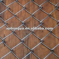 yard guard chain link fence