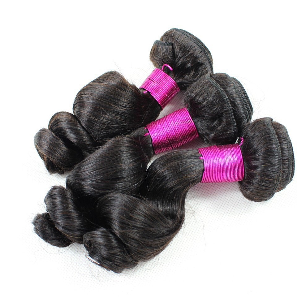 chinese new year products brazilian loose deep wave hair weave bundle hair brazilian honey hair maks