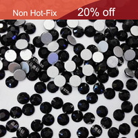 bling bling non hot fix nail arts crystal stones ,rhinestone non hot fix flatback ab