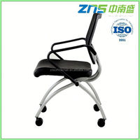 ZNS 806-01 training folding card table and chairs with castor